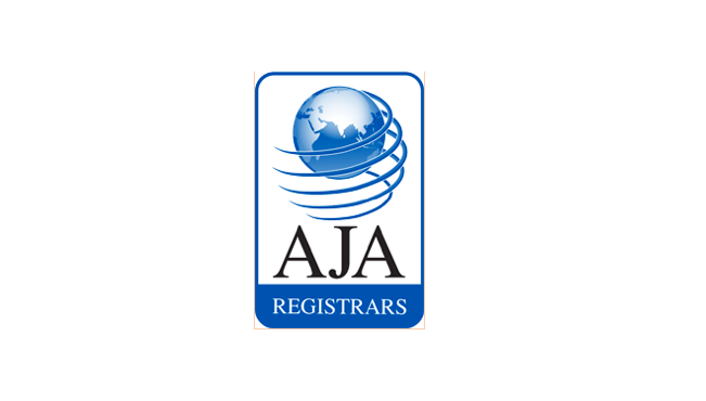 AJA Registrars