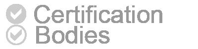 Certification Bodies